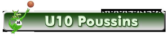 U10 Poussins